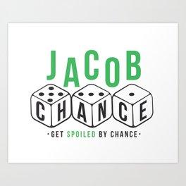 Jacob Chance Art Print