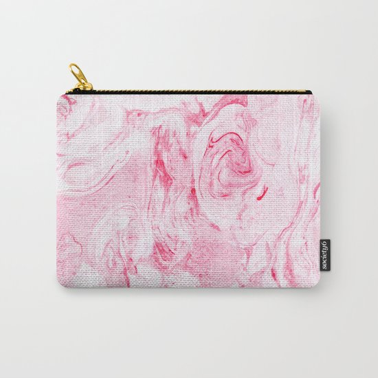 Candied Marble #society6 #decor #buyart Carry-All Pouch