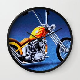 Generic Choppe Wall Clock