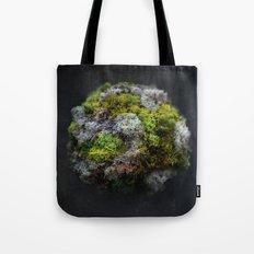 The Moss Globe Tote Bag