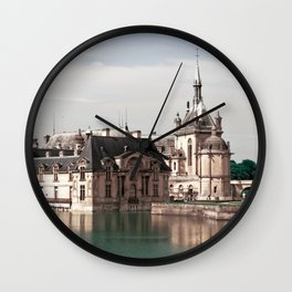 Enchanted Castle Wall Clock