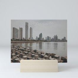 PANAMA CITY VI Mini Art Print