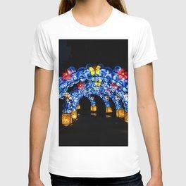 lantern arches T-shirt