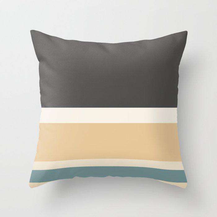 Trésor public Throw Pillow