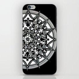 Mandala 008 iPhone Skin