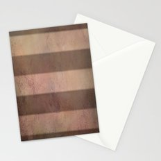 Mars Stripes Stationery Cards