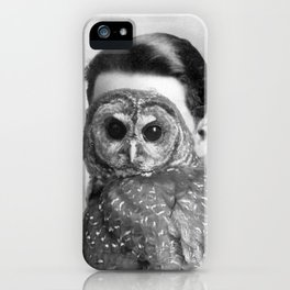 Unknown Man iPhone Case