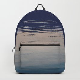 Ombre Lake Ripples Backpack