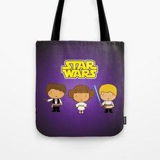Star Wars Trio Tote Bag