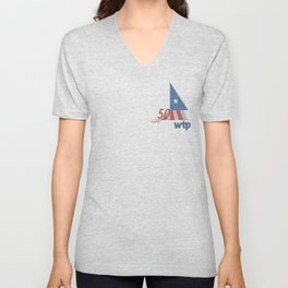 WTP We The People Unisex V-Neck