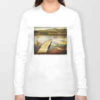 future Long Sleeve T-shirts featuring Future by SpaceFrogDesigns