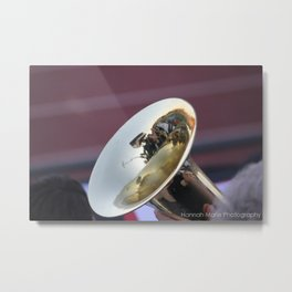 Brass  Metal Print