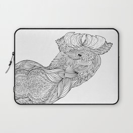 Jacked Chicken Laptop Sleeve