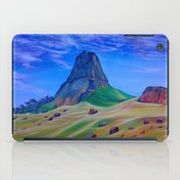 mountain iPad Cases featuring Mountain by ArtSchool