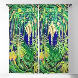 Sativa Dreams Blackout Curtain