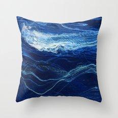 pocket weather Throw Pillow
