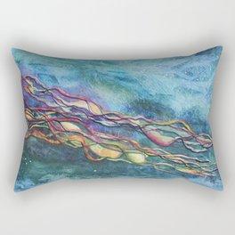 Drifting Rectangular Pillow