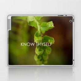 Know Thyself Laptop & iPad Skin