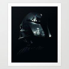 Dark Empire Art Print