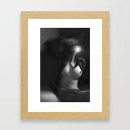 Bleary 3 Framed Art Print