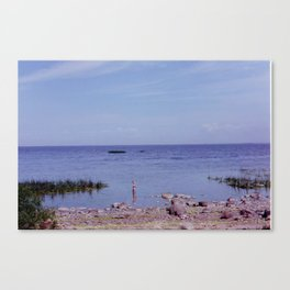 Gulf of Finland Canvas Print