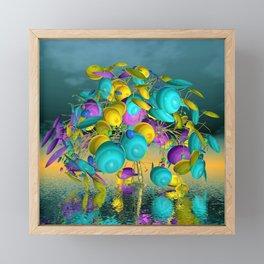 fancy tree for you -1- Framed Mini Art Print