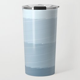Blue Bars Travel Mug