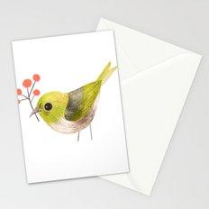 Silvereye Stationery Cards