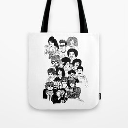 Under the Influence #2 by Emilythepemily  Tote Bag