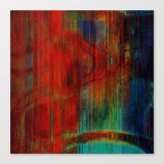 Coloris Canvas Print