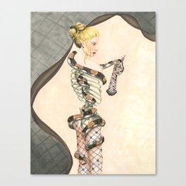 The B*tchsnake Canvas Print