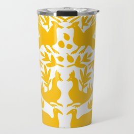 Mexican pattern Travel Mug