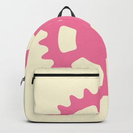 Cog and Roll (pastel) Backpack