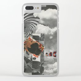 The Wind Clear iPhone Case