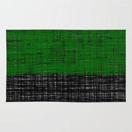 platno (green) Rug