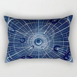Celestial Map of the Universe Rectangular Pillow