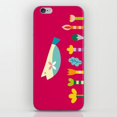 The Fish's Dream iPhone & iPod Skin