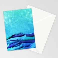 Into the Sea - for iphone Stationery Cards