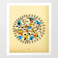 - cosmopolitan_01 - Art Print