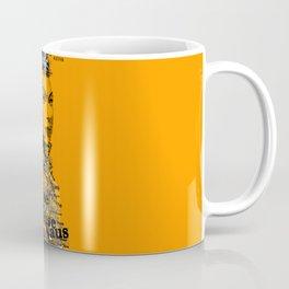 Alex Vause (Laura Prepon)-typography OITNB Coffee Mug