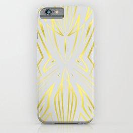Pinstripe Pattern Creation 32 iPhone Case