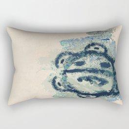 Taíno sun  Rectangular Pillow
