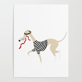 Whippet Thief Poster