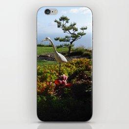 Master of the Garden  iPhone Skin