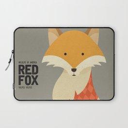 Hello Red Fox Laptop Sleeve