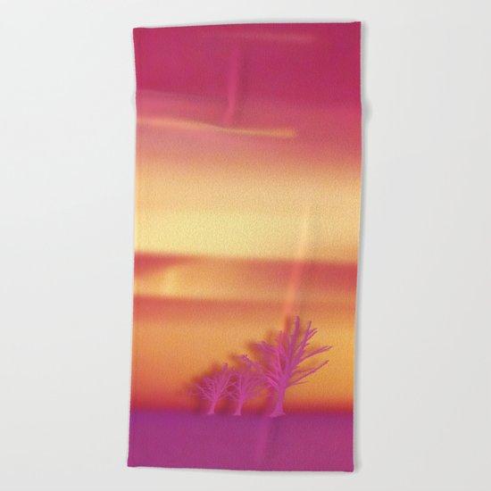 Runaway Beach Towel