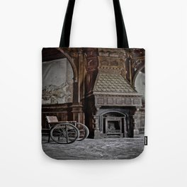 lost fireplace Tote Bag