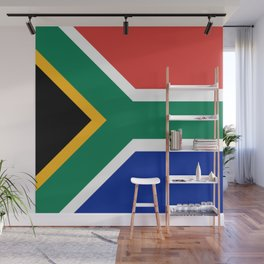 Flag of South Africa Wall Mural