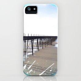 Victorian Pier - paint iPhone Case