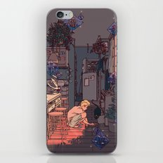 the witch's son iPhone Skin